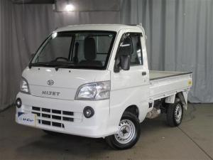 ダイハツ ハイゼットトラック テールゲート 4WD 5速マニュアル ワンオーナー