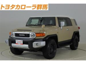 トヨタ FJクルーザー ベースグレード 4WD ETC