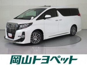 トヨタ アルファード 2.5S Cパッケージ