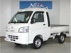 ダイハツ ハイゼットトラック ジャンボ ディーラー保証・走行距離無制限 4WD