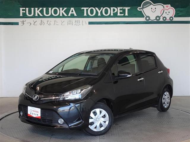 福岡県内の方への販売に限らせていただきます コンパクトなハッチバック 『トヨタ・ヴィッツ』 入荷しました♪