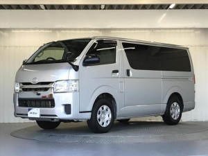 トヨタ ハイエースバン DX GLパッケージ ETC 乗車定員6人