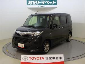 トヨタ タンク X 4WD 電動スライドドア アイドリングストップ