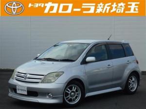 トヨタ イスト 1.5S Lエディション DVDナビ ETC フルエアロ