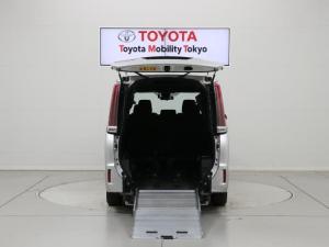 トヨタ エスクァイア フクシシャリョウ TSS 福祉車両 車いす仕様車スロープタイプII 両側パワースライドドア 純正SDナビ バックモニター ワンセグTV トヨタセーフィウティセンス ETC ドラレコ 車検整備付き 8人乗り 純正アルミ
