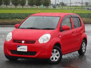 トヨタ パッソ X クツロギ スマートキー ワンオーナー キーレス 盗難防止装置 乗車定員5人 ベンチシート ABS エアバッグ オートマ