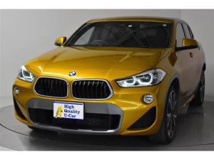 BMW X2 xDrive 20i MスポーツX 衝突軽減B 4WD クルコン ナビ LED ETC Bカメラ AW
