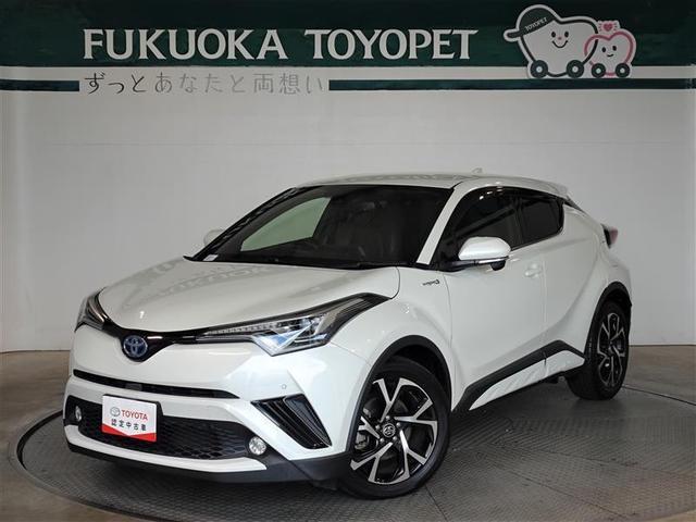 福岡県内の方への販売に限らせていただきます トヨタの3ナンバースポーツSUV、C-HR HV Gが入荷しました。