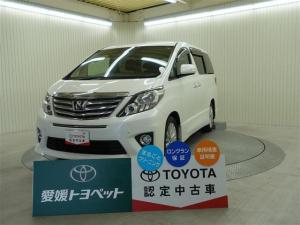 トヨタ アルファード 240S Cパッケージ