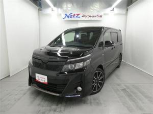トヨタ ヴォクシー ZS G's
