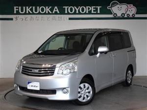 トヨタ ノア X ・メモリーナビ ナビ&TV ワンセグ バックカメラ ETC 3列シート キーレス