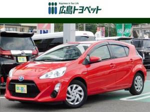 トヨタ アクア S ETC ドラレコ ワンオーナー