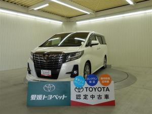 トヨタ アルファード 3.5SA タイプブラック