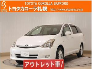 トヨタ ウィッシュ Xリミテッド 4WD
