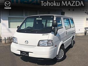 マツダ ボンゴバン DX エアコン / パワステ / パワーウィンドウ / 運転席エアバッグ / 助手席エアバッグ / ABS