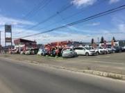 中古車市場