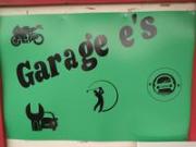 Garage e's