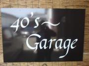40's~Garage