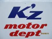 K'Z motor dept