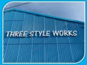 THREE STYLE WORKS