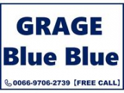 GARAGE Blue Blue