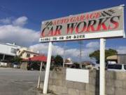 オートガレージ Car works